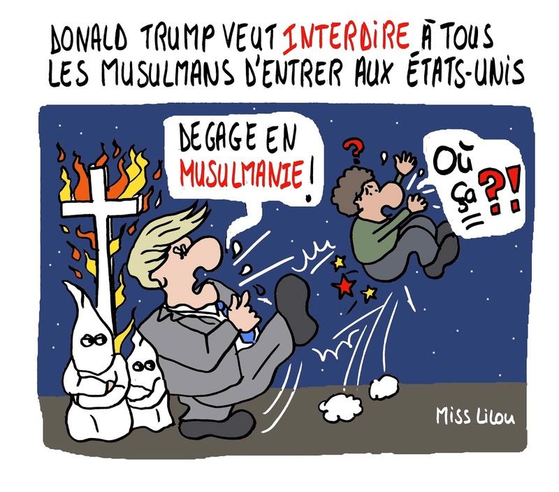 HUMOUR EN VRAC - Page 6 Trump610