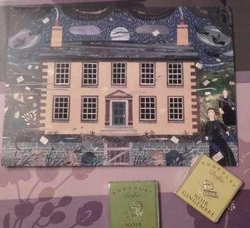 Postcrossing Brontë : échangeons de jolies cartes sur la famille Brontë ! - Page 2 Postcr10