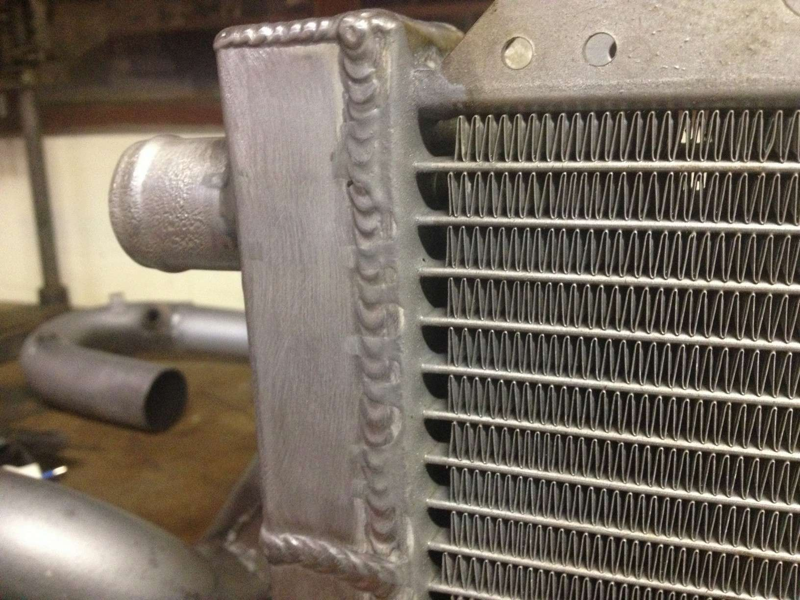 perdita radiatore alluminio Img_3712