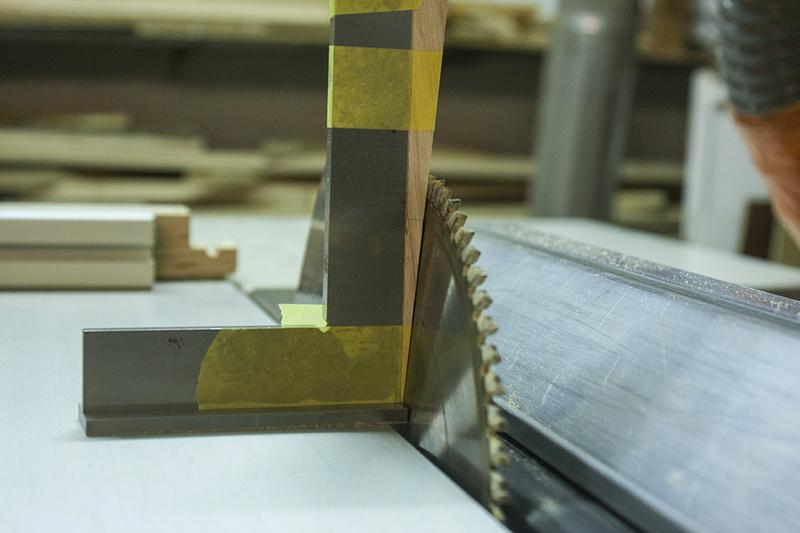 [Fabrication] Un habillage de cheminée en cèdre - Page 3 Angle_10