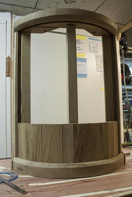 [Fabrication] Un habillage de cheminée en cèdre - Page 3 En_sit10