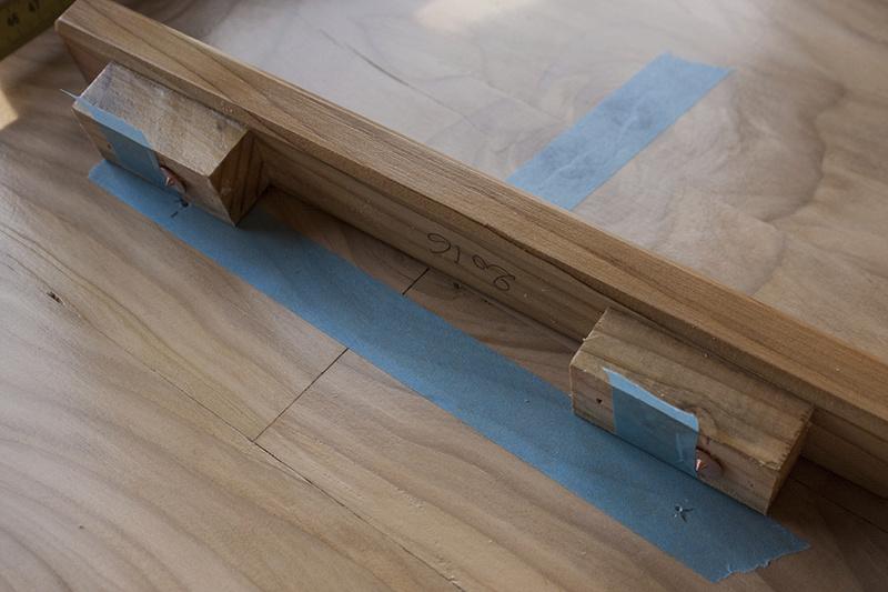 [Fabrication] Un habillage de cheminée en cèdre - Page 3 Poigny12