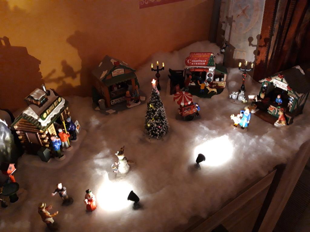 Mon village de Noël  20181215