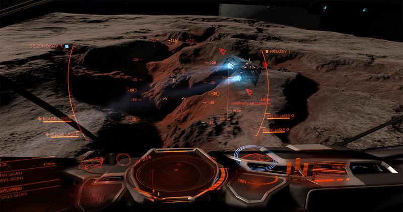 Les autres Simu > Elite dangerous : horizons Planet10
