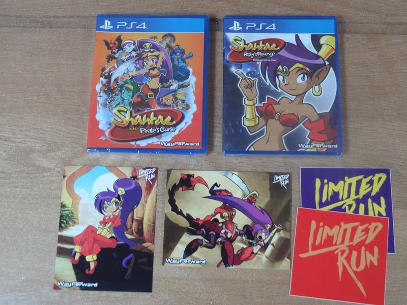 Shantae HD annoncé !  [KICKSTARTER] - Page 3 Dsc04810