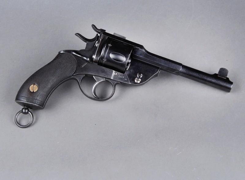 Revolver Marine Danois Mle 1891 5_572513