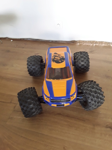 Carrosserie ford raptor f150 pro-line 20200522