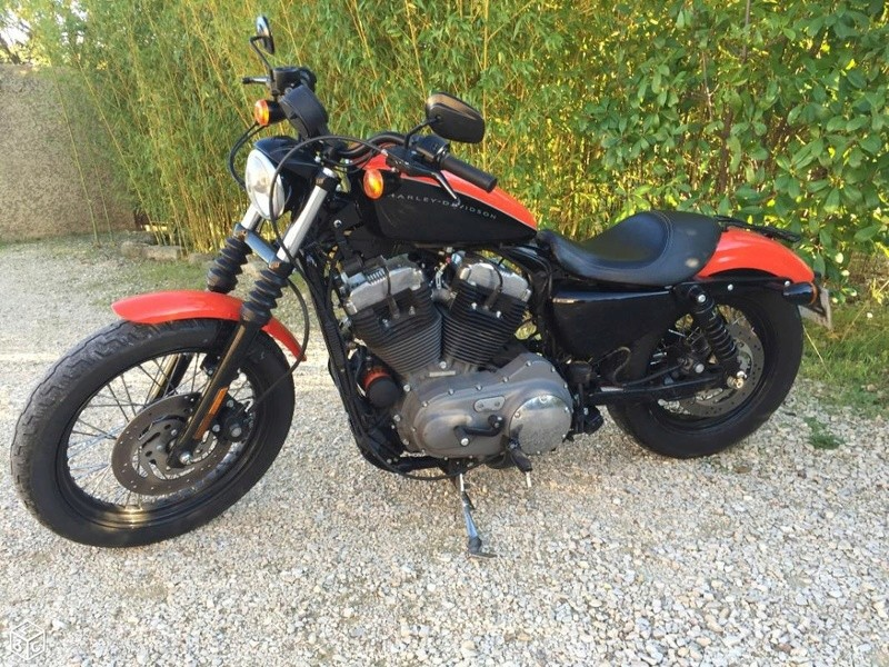 Porte bagage Sportster 1200 - Page 2 D4dc4811