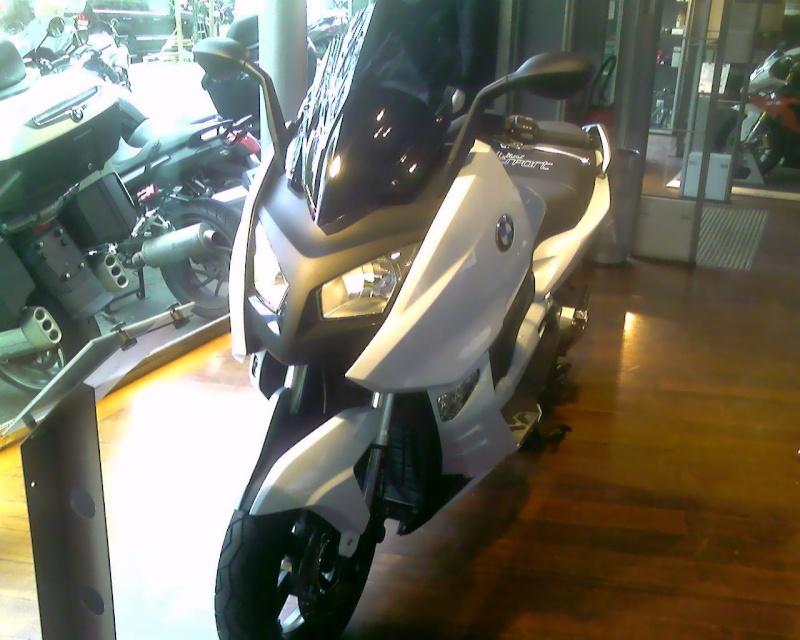 Bmw c600 white Sp_a0610