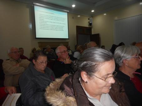 cnss - Journée d'information de la CNSS  sur la convention franco-marocaine de sécurité sociale Dscn4415