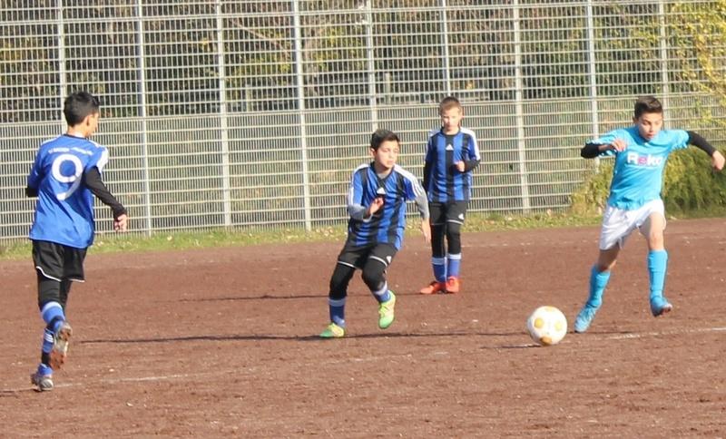 9. Spieltag SG BaWA : JSG Bad Breisig II 3:0  Img_6816