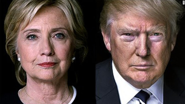 Opinions sur Trump et Clinton Hillar10