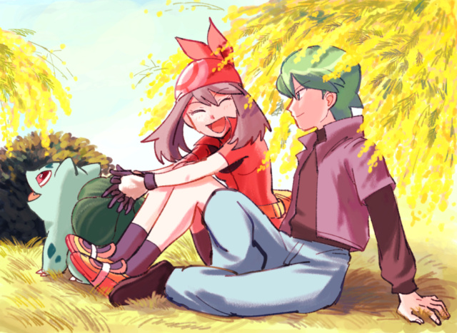 Contestshipping [Flora/May/Haruka x Drew/Shuu] - Page 5 83861310