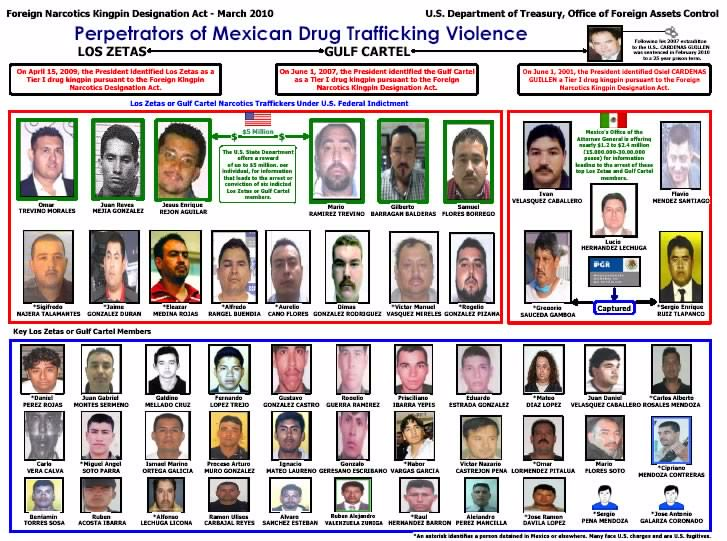 CARTEL : Mexican NarcoFiction Reward10
