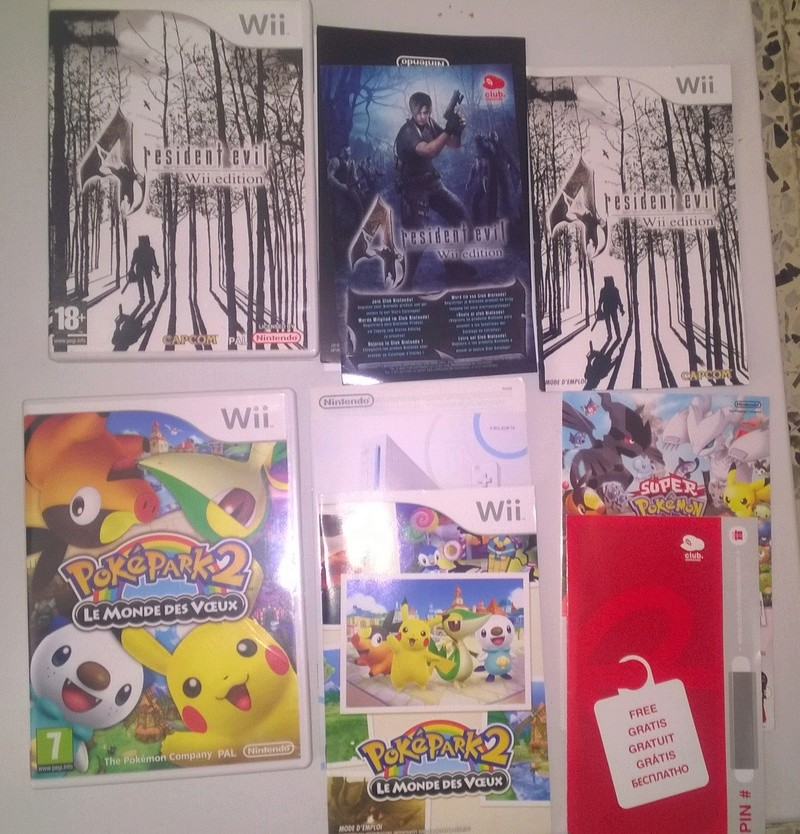 [ESTIM] Jeu Nintendo (NES-SNES-GB-WII-GC) Wii_110