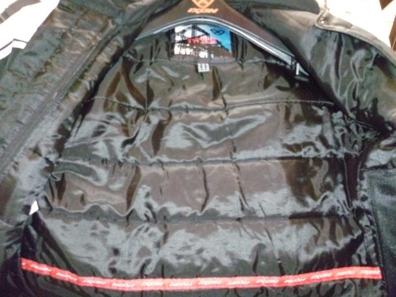 Blouson textile P1020812