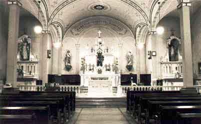 [Expérience] Église Romaine et les Séphiroth Eglise10