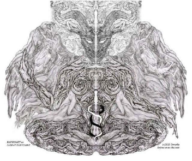 Les 144 sceaux Anges Demons The Master Mandala 6/6 Madcoz10