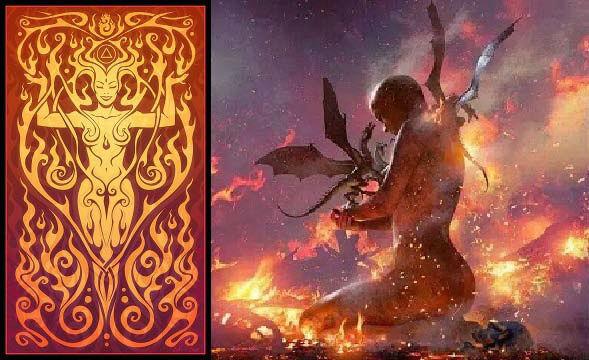 Les 144 sceaux Anges-Demons The Master Mandala 1/6 Maelem13