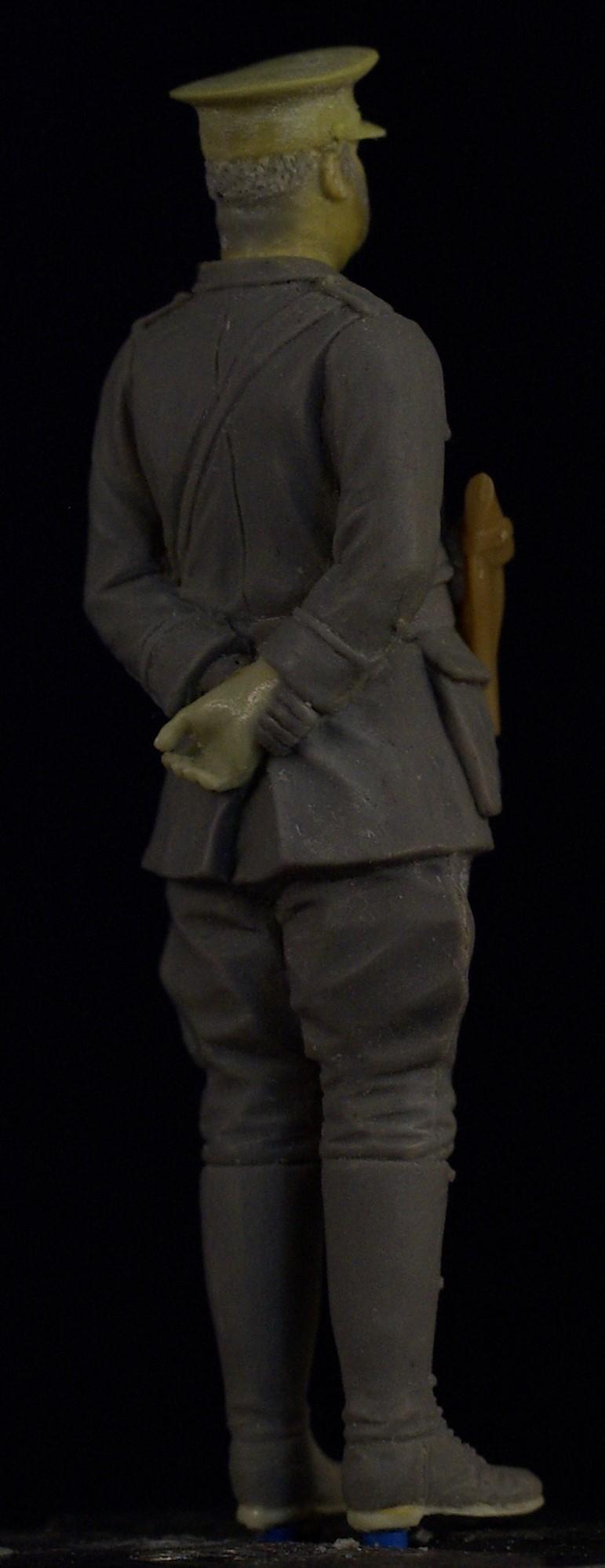 Le râleur, british officer WW1 - Page 2 _igp9112