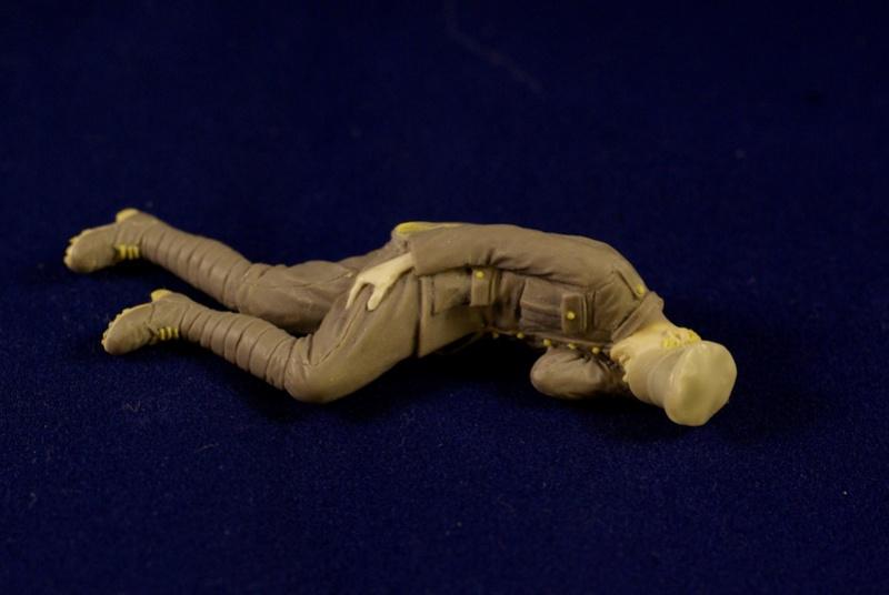 Dodo, l'enfant do, l'enfant dormira bientôt. British soldier ww1. _igp9210