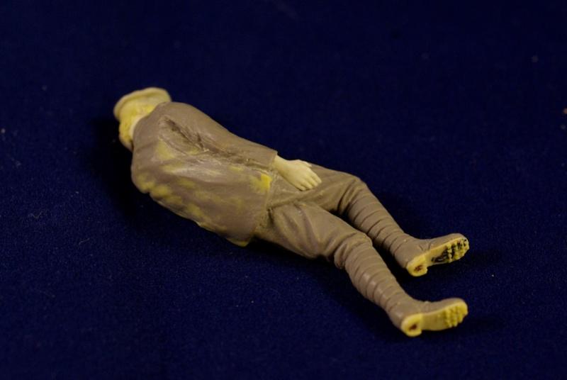 Dodo, l'enfant do, l'enfant dormira bientôt. British soldier ww1. _igp9310