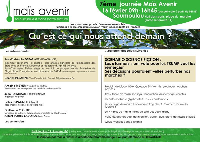 Réunion Maïs Avenir  Invita11