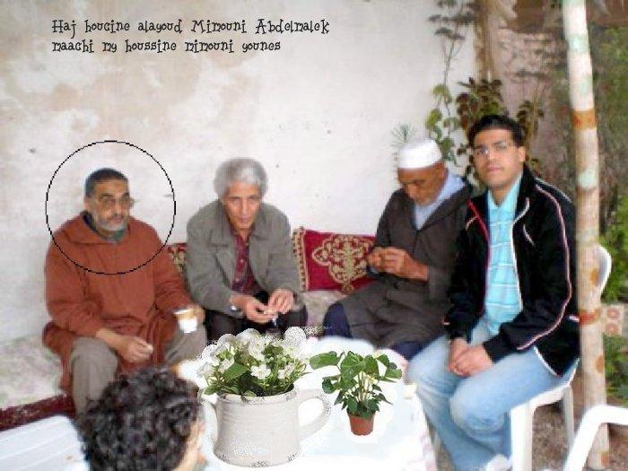Adieu au doyen des prof Ouled Mimoune El Haj Alayoud Profes10