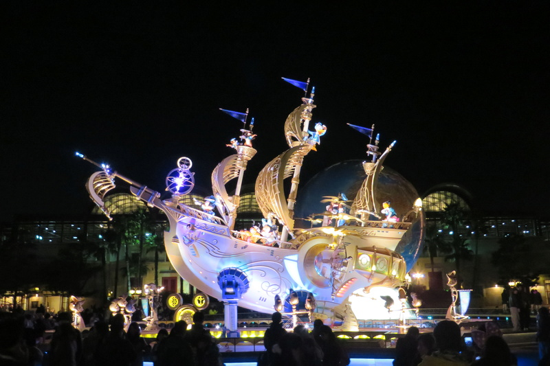 "[Tokyo DisneySea] 15th anniversary ""The Year of Wishes"" (du 15 avril 2016 au 17 mars 2017) Img_0214"