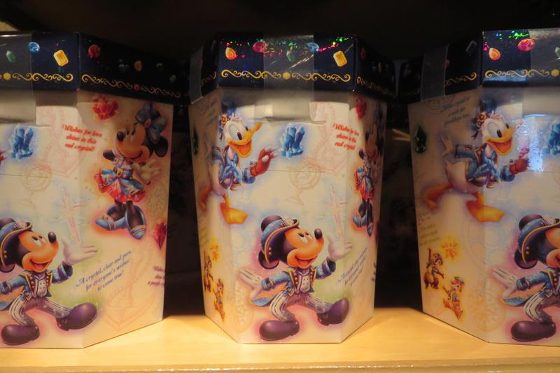 """[Tokyo DisneySea] : 15th anniversary """"The Year of Wishes"""" merchandising Img_6415"""