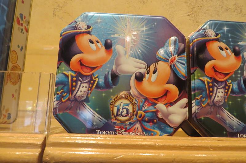 """[Tokyo DisneySea] : 15th anniversary """"The Year of Wishes"""" merchandising Img_6416"""