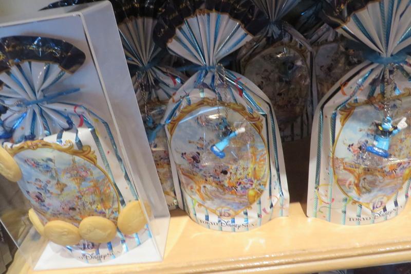 """[Tokyo DisneySea] : 15th anniversary """"The Year of Wishes"""" merchandising Img_6417"""