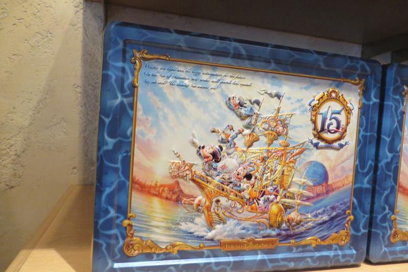 """[Tokyo DisneySea] : 15th anniversary """"The Year of Wishes"""" merchandising Img_6418"""