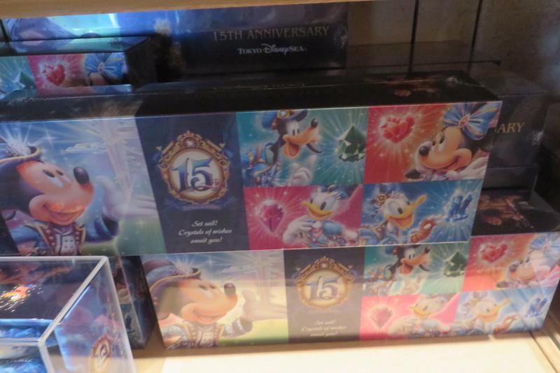 """[Tokyo DisneySea] : 15th anniversary """"The Year of Wishes"""" merchandising Img_6423"""