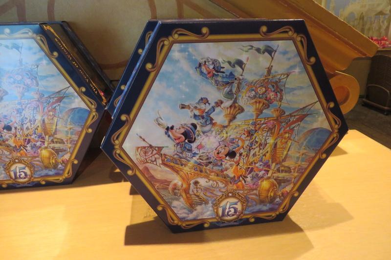 """[Tokyo DisneySea] : 15th anniversary """"The Year of Wishes"""" merchandising Img_6425"""