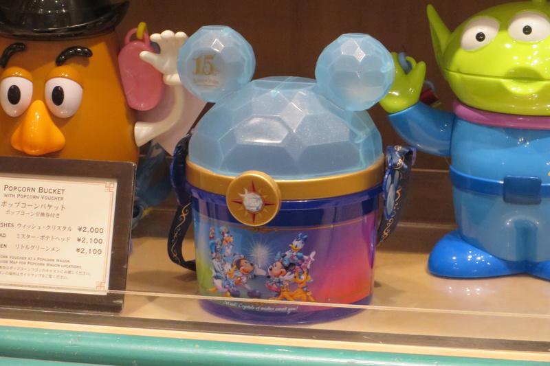 """[Tokyo DisneySea] : 15th anniversary """"The Year of Wishes"""" merchandising Img_6427"""