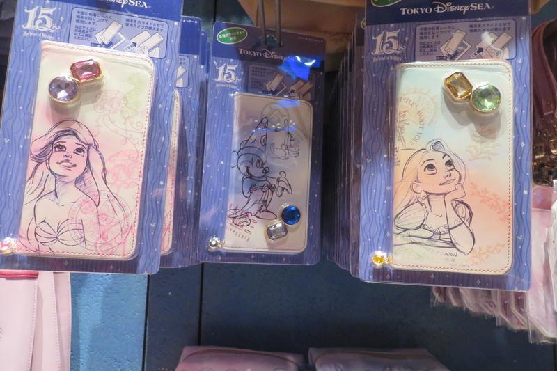 """[Tokyo DisneySea] : 15th anniversary """"The Year of Wishes"""" merchandising Img_8317"""