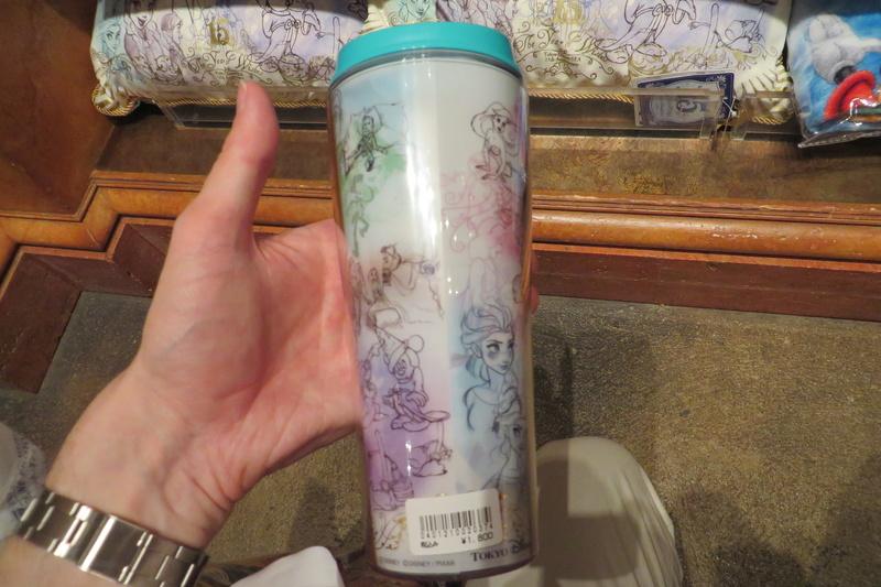 """[Tokyo DisneySea] : 15th anniversary """"The Year of Wishes"""" merchandising Img_8413"""