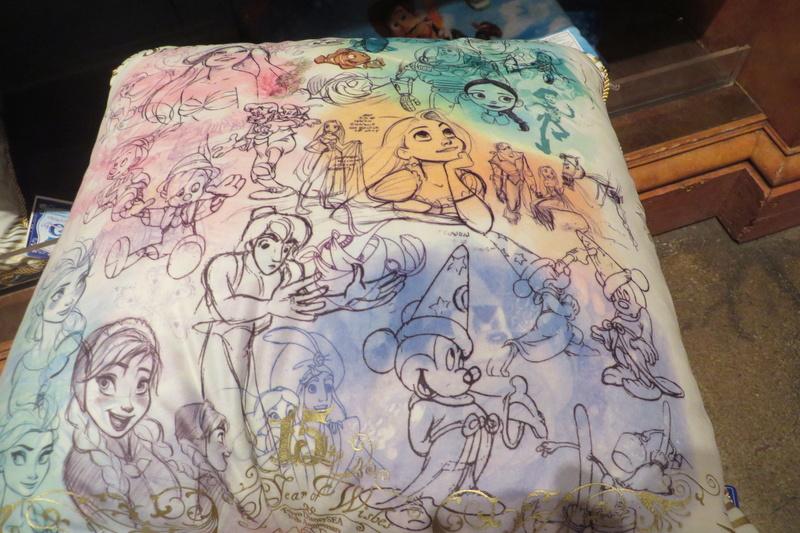 """[Tokyo DisneySea] : 15th anniversary """"The Year of Wishes"""" merchandising Img_8415"""