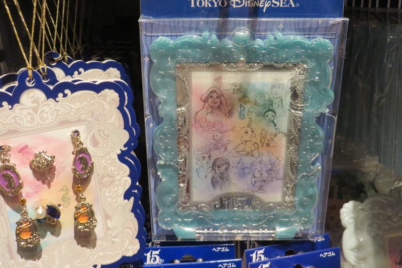 """[Tokyo DisneySea] : 15th anniversary """"The Year of Wishes"""" merchandising Img_8424"""