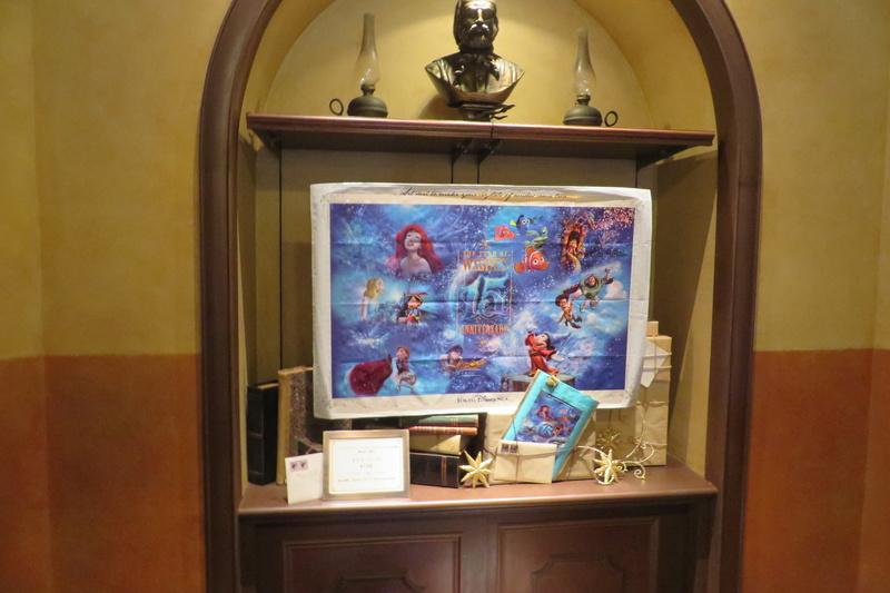 """[Tokyo DisneySea] : 15th anniversary """"The Year of Wishes"""" merchandising Img_8428"""