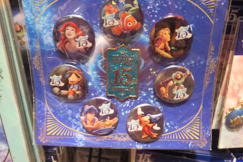 """[Tokyo DisneySea] : 15th anniversary """"The Year of Wishes"""" merchandising Img_8431"""