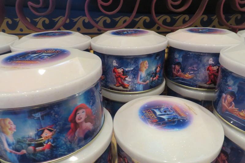 """[Tokyo DisneySea] : 15th anniversary """"The Year of Wishes"""" merchandising Img_8432"""