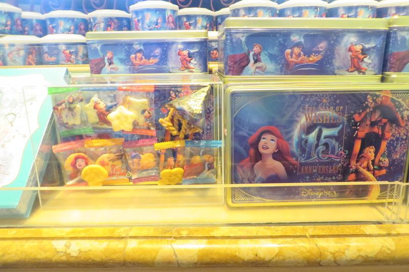 """[Tokyo DisneySea] : 15th anniversary """"The Year of Wishes"""" merchandising Img_8433"""