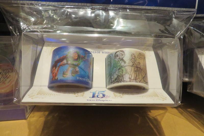 """[Tokyo DisneySea] : 15th anniversary """"The Year of Wishes"""" merchandising Img_8437"""