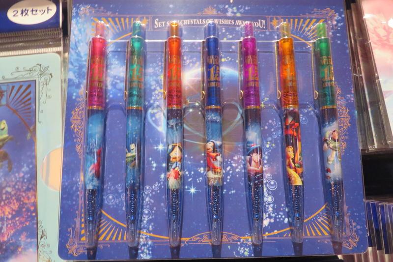 """[Tokyo DisneySea] : 15th anniversary """"The Year of Wishes"""" merchandising Img_8438"""
