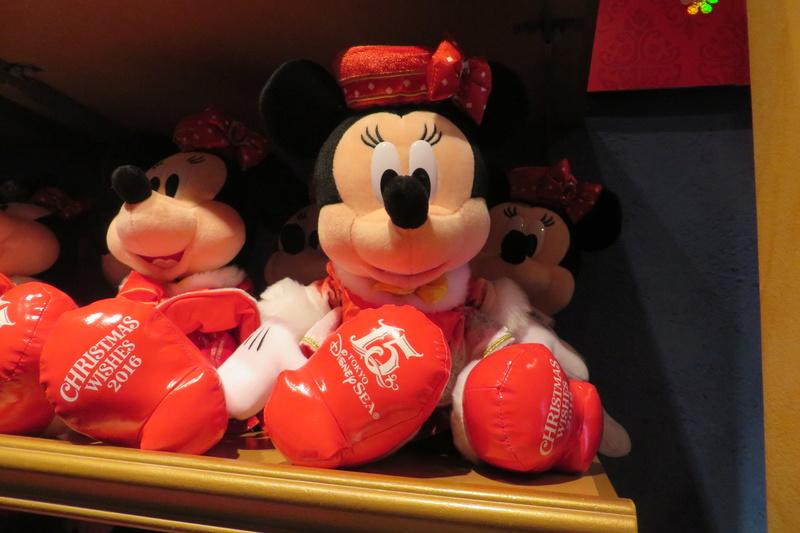 """[Tokyo DisneySea] : 15th anniversary """"The Year of Wishes"""" merchandising Img_9824"""