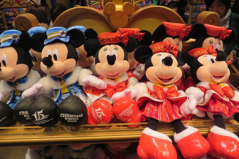 """[Tokyo DisneySea] : 15th anniversary """"The Year of Wishes"""" merchandising Img_9828"""