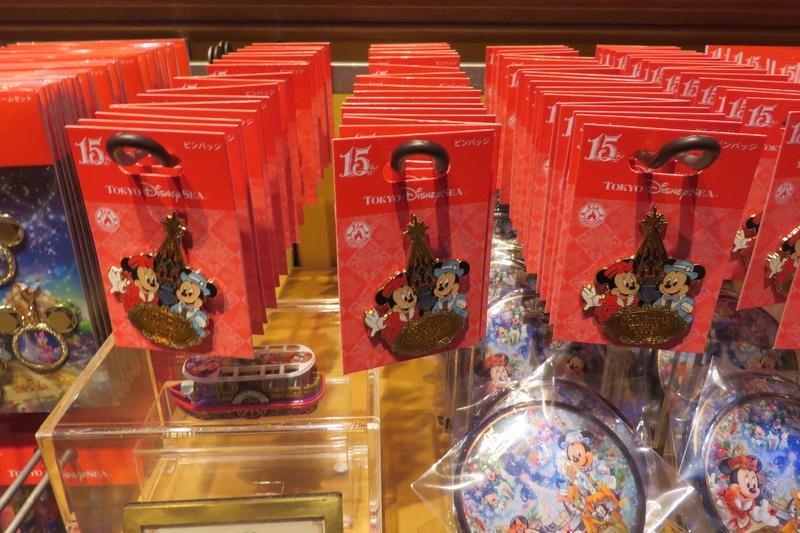 """[Tokyo DisneySea] : 15th anniversary """"The Year of Wishes"""" merchandising Img_9829"""