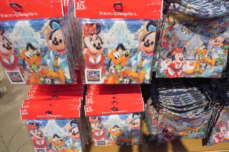 """[Tokyo DisneySea] : 15th anniversary """"The Year of Wishes"""" merchandising Img_9830"""